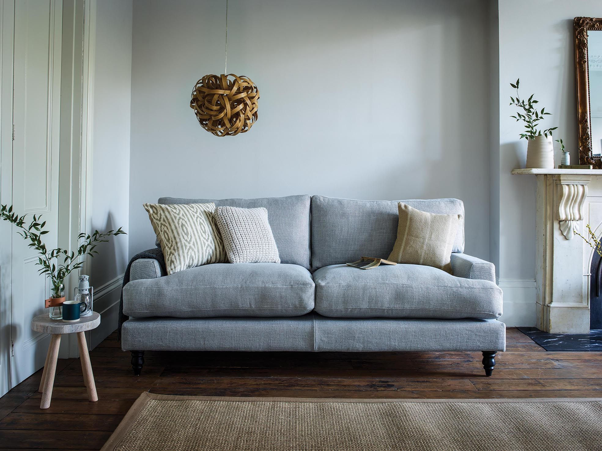 how to decorate your holiday home trina s gaff sofa corner rh pinterest ca