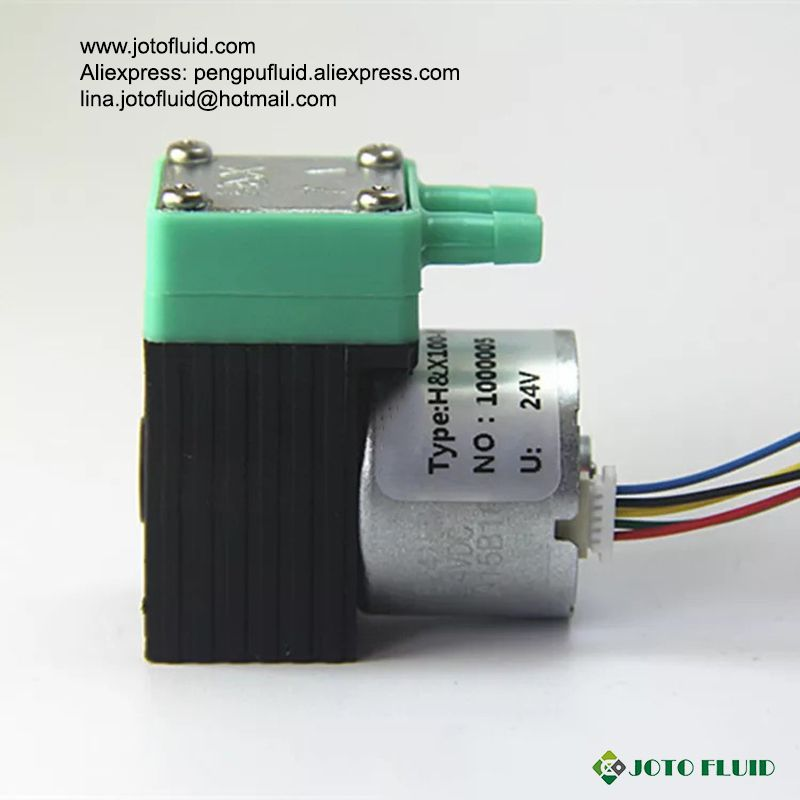 6v 12v 24v Brushless Quiet Miniature Diaphragm Ink Pumps Inkjet Printing Pumps Liquid Pumps 3d Vacuum Pump Pumps Miniatures
