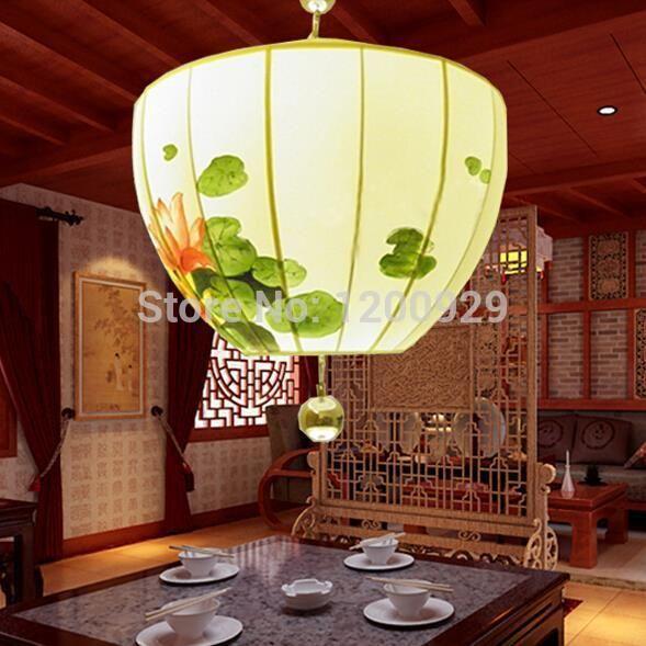creative vintage chinese style lantern pendant lights home rh pinterest com