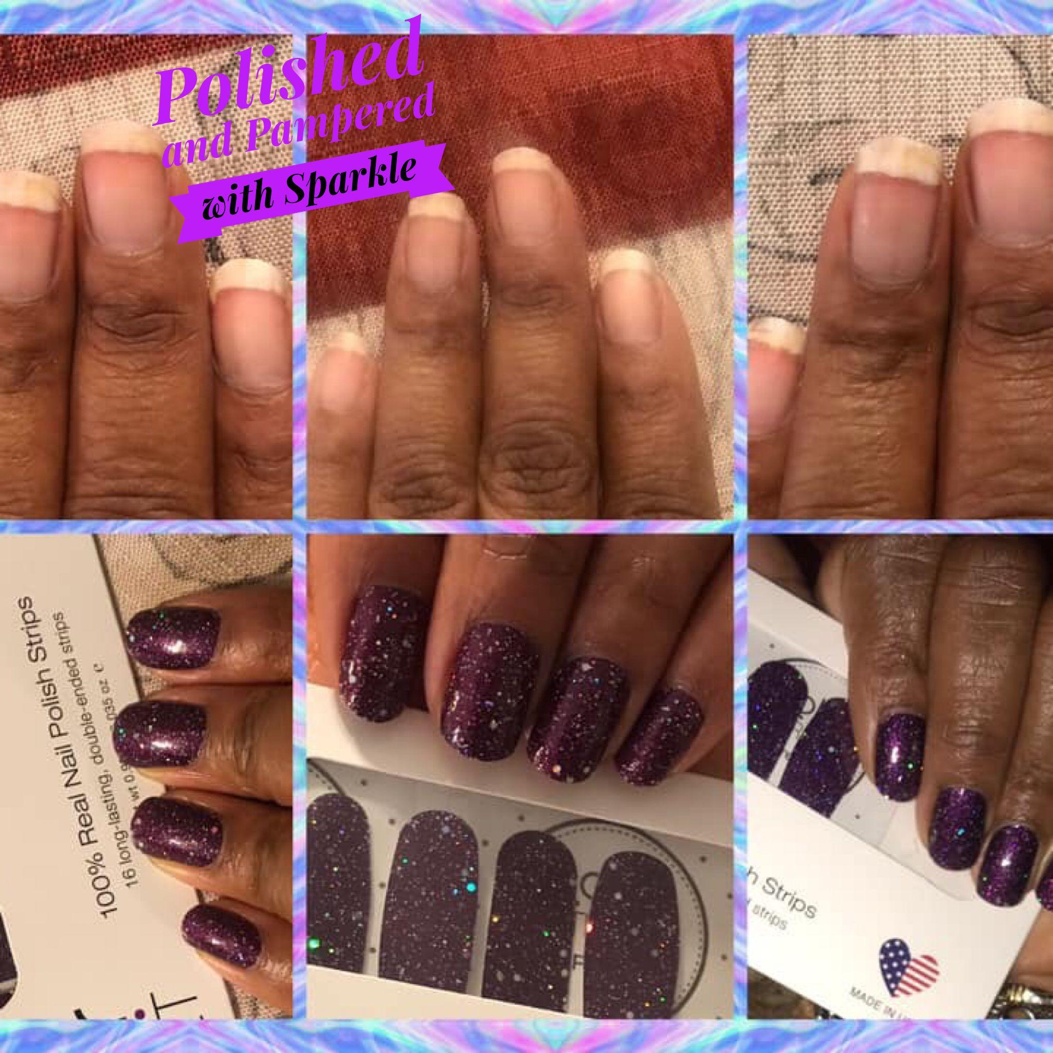 Nailfie Easy Application Diy Nail Polish Strips Nails Nail Polish Strips Nail Polish Colors