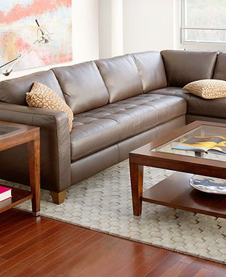 milano leather couch macy s for mi casa leather living room rh pinterest at