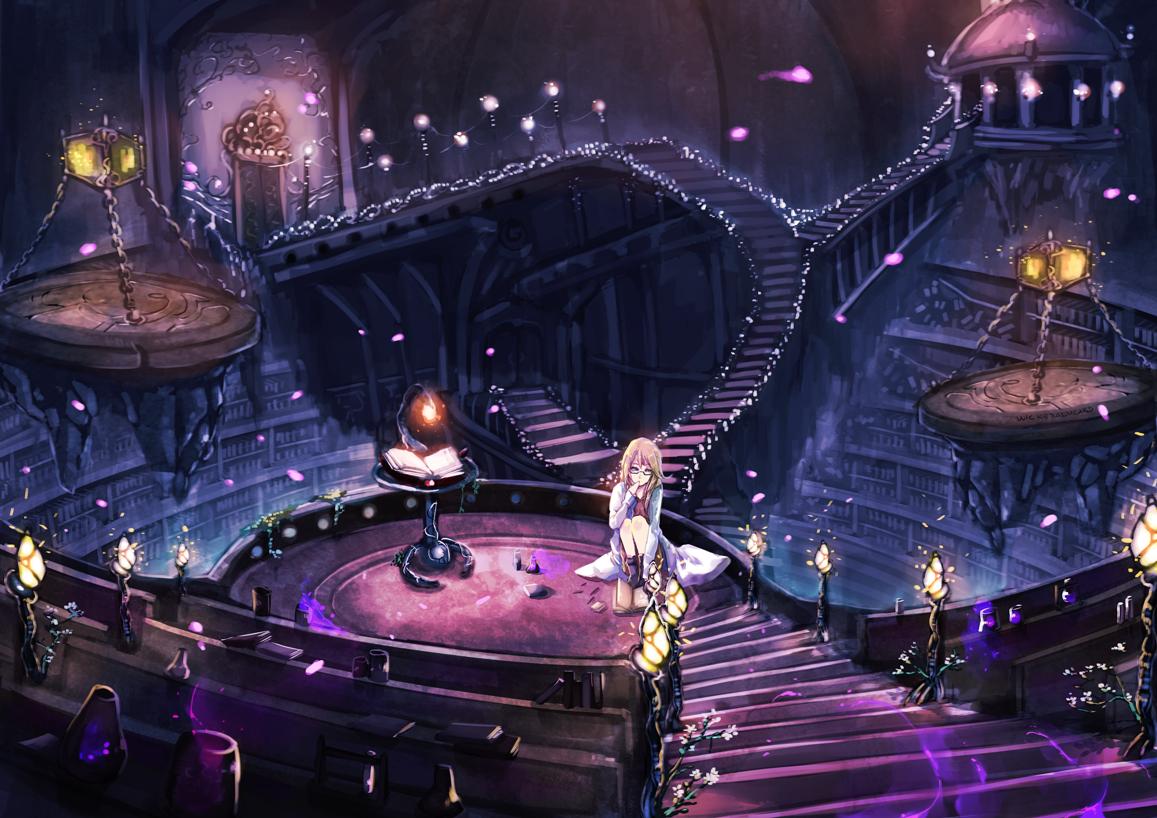 Картинка академия магии