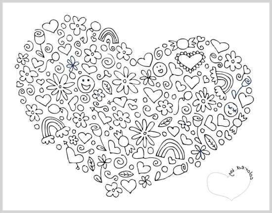 Teen Coloring Pages 17 Wallpaper … | Pinteres…