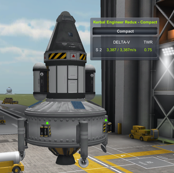 Wide-base lander  | Kerbal Space Program | Kerbal space program