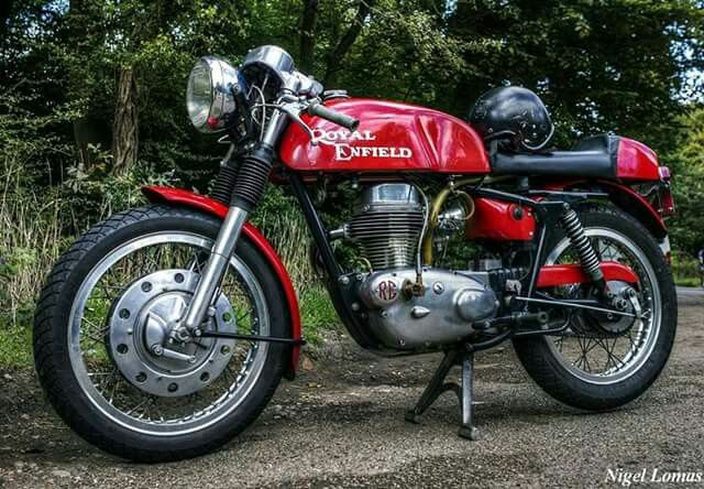 1966 Royal Enfield Continental GT | 4 roues