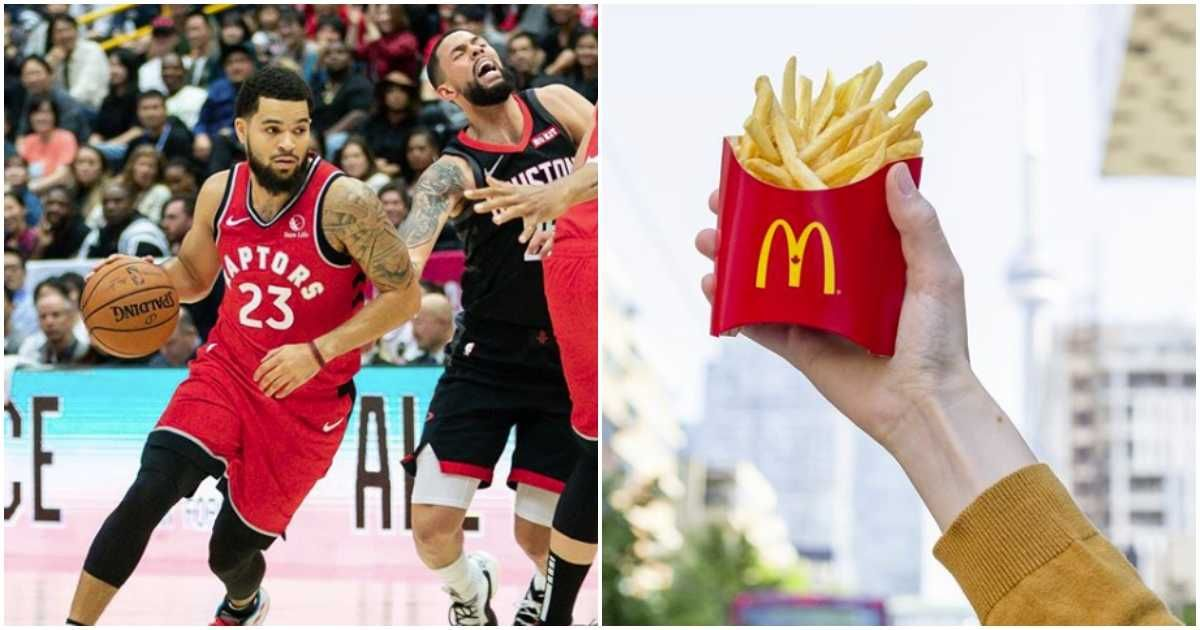 Everyone In Canada Can Get Free Mcdonald S Fries Today Except