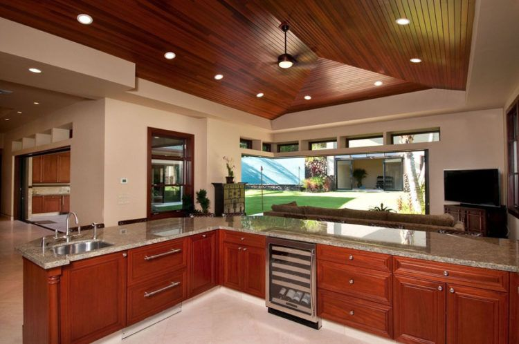 20 Sensible Brown Kitchen Ideas  Brown Kitchens Extraordinary How To Design Kitchen Cabinets Design Inspiration