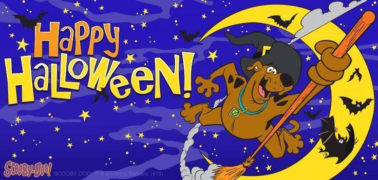 """Happy Halloween ScoobyDoo """"Happy Halloween"""