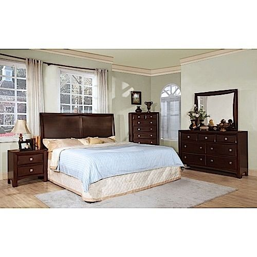 Inter Spec Thomas Hahn Ii Bedroom Collection  Ideas For The House Enchanting Farmers Furniture Bedroom Sets Decorating Inspiration