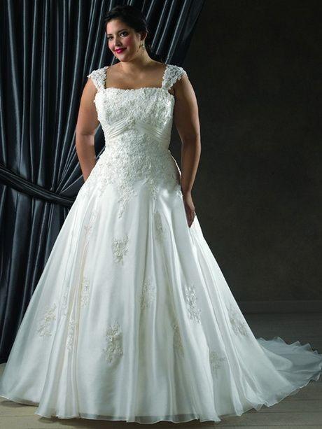 fotos d vestidos d novia para gorditas | novias | pinterest