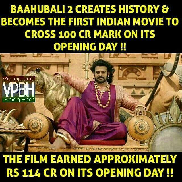 Very proud of it | Bahubali//Prabhas | Indian movies, Super