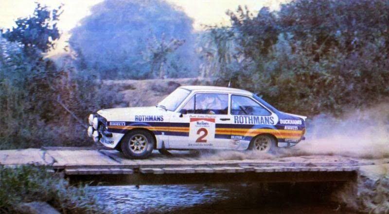 marzorace:  Vatanen, Rally Do Brasil 1981