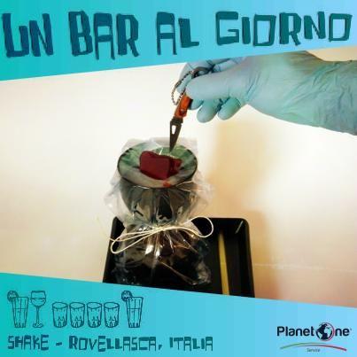 Un bar al giorno shake rovellasca italia un luogo di for Aprire le planimetrie con seminterrato