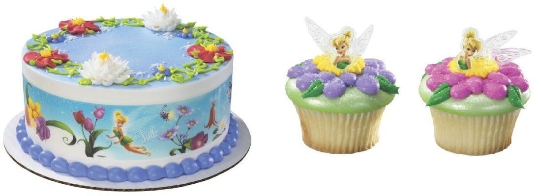 LICENSED CHARACTER CAKE DECORATION KITS - Cake Decorations. Co