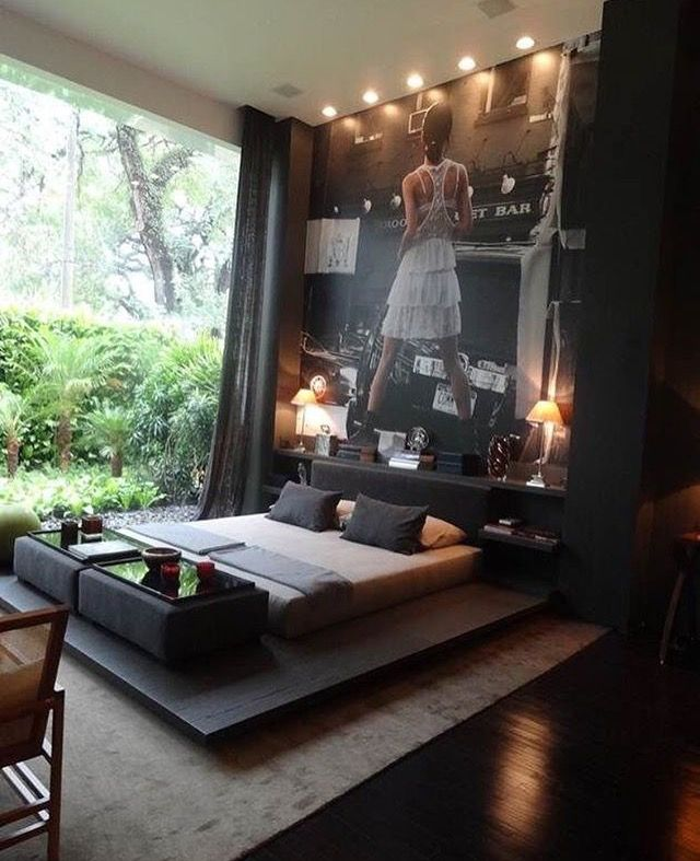 Trendy Bachelor Pad Bedroom Ideas luxury living