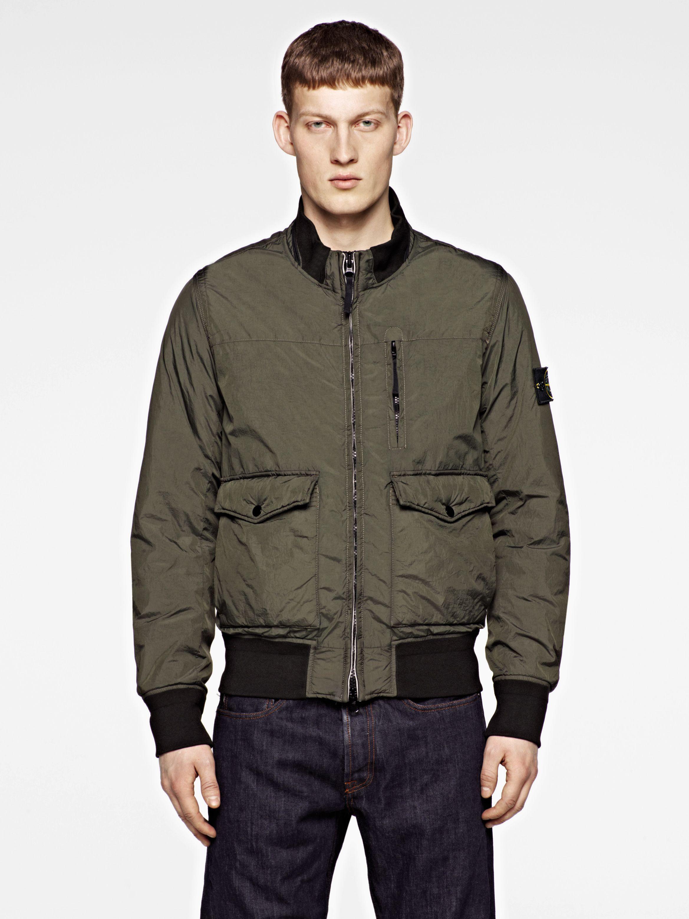 Nylon Winter Jackets