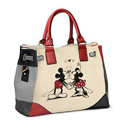 Mickey Et Minnie Une Histoire D Amour En 2020 Sac A Main Disney Mickey Mickey Et Minnie