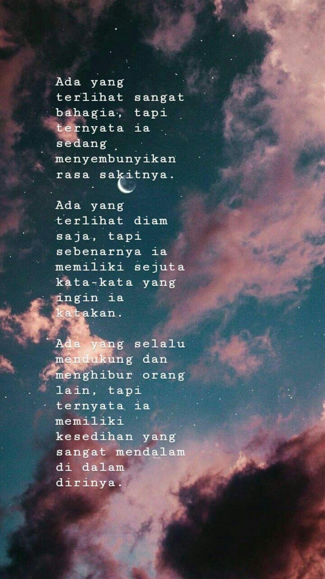 Pin By Bintang Novelia On B Pinterest Quotes Wattpad And Novel Tere Liye People