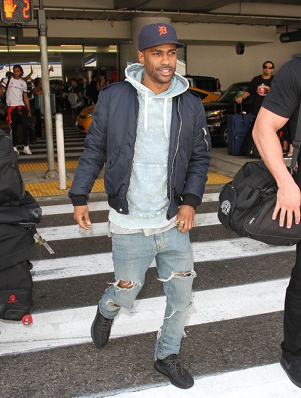 Big Sean Adidas Yeezy Boost 350 Things To Wear