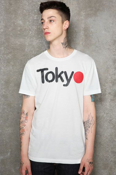 Urban Outfitters - Nike Run Tokyo International Tee