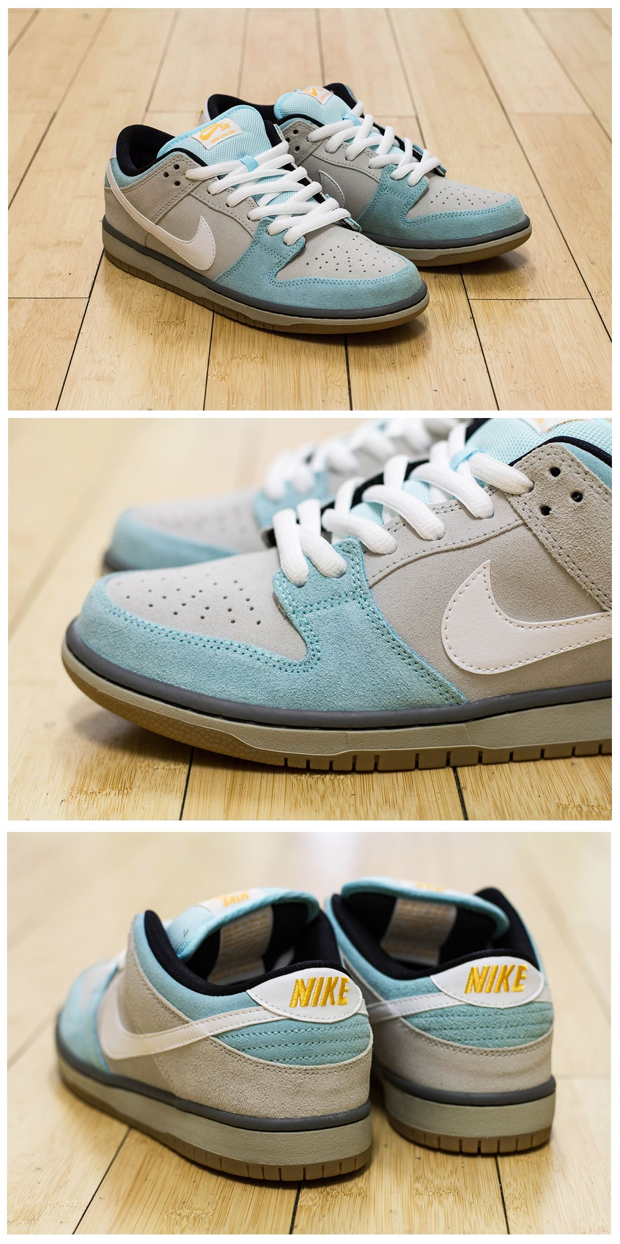 "new style 928d9 e94ec Plus Skate Shop x Nike SB ""Golf of Mexico"" Dunk Low"