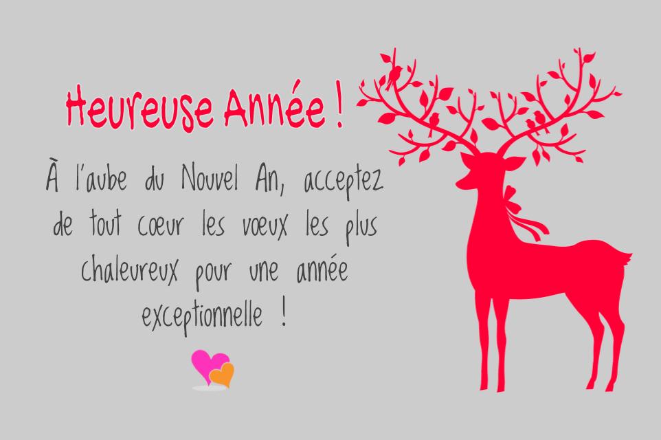 message carte de voeux 50 Cartes de Joyeux Noël et Bonne Année 2020 | Texte carte de