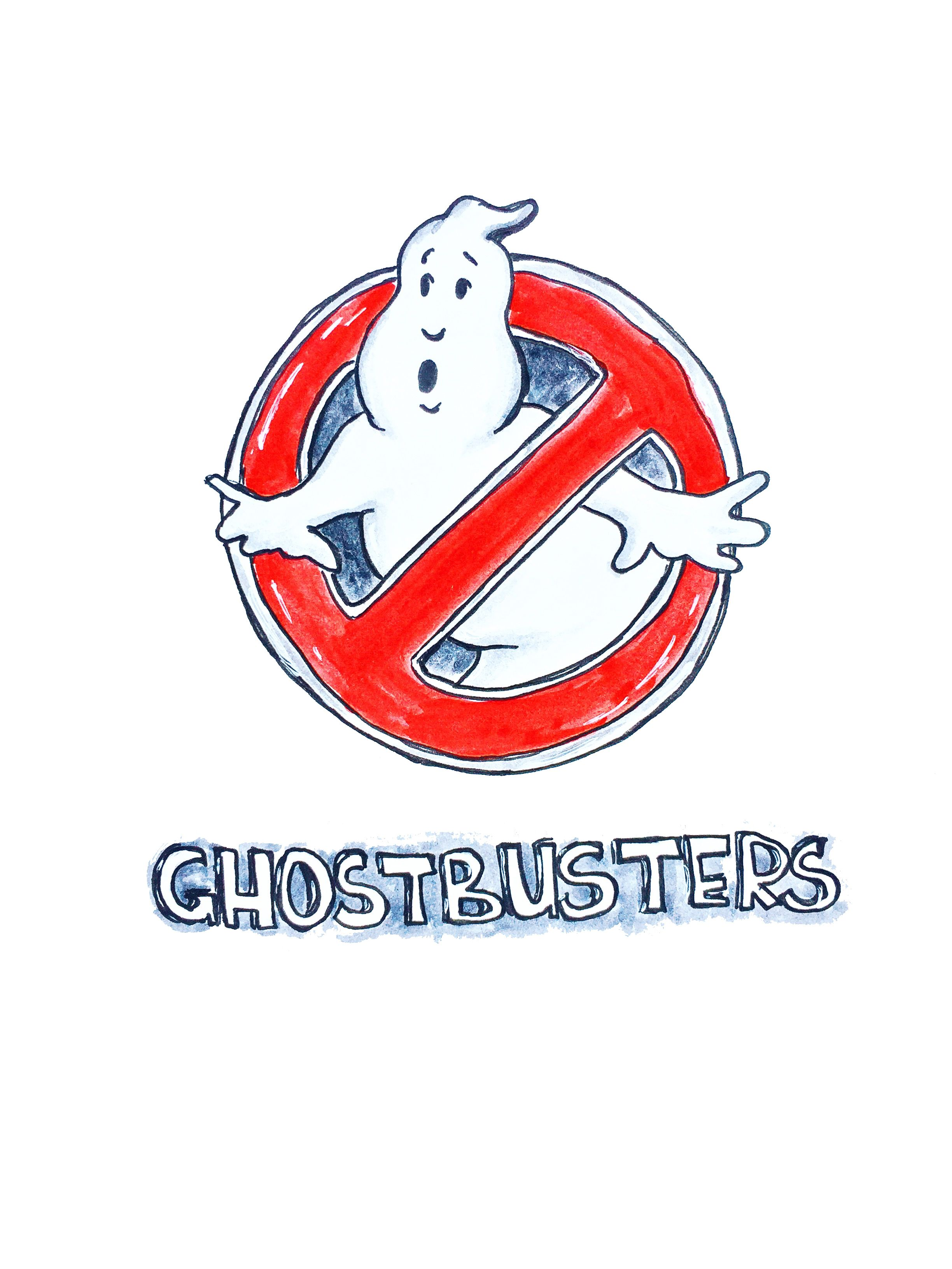 photograph regarding Ghostbusters Logo Printable named Ghostbusters printable For the House Ghostbusters