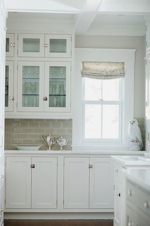 love the wood trim on these windows for the home greige paint rh pinterest com