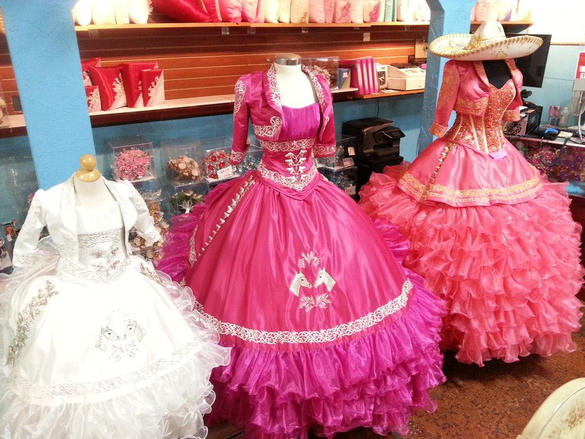15 Anos Dresses From Mexico: Quinceanera Ideas