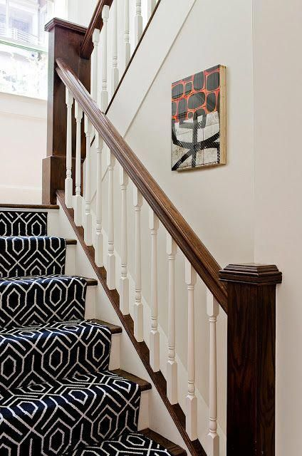 Best Carpet Runners Sold By The Foot In 2019 Black White 400 x 300