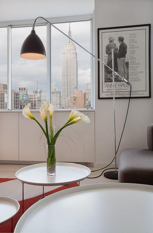 Madison Square Apartment By David Bucovy Architect Interior DesignNew York