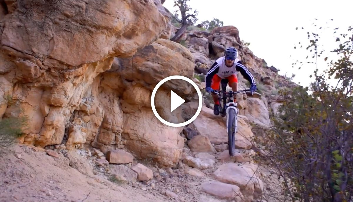 Video: Shredding Aboard the New Canfield Brothers Carbon EPO All-Mountain Hardtail 29er.