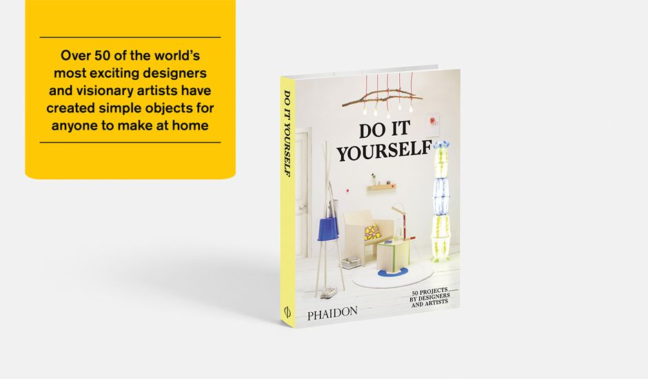 Do it yourself 50 projects by designers and artists design do it yourself 50 projects by designers and artists design phaidon store solutioingenieria Image collections
