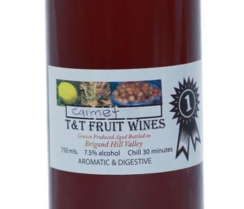 Brigand Hill Valley Caimet Fruit Wine. Other Products:  Vegetables, Fruits Wines, Kuchela, Pepper sauce, Candy, Amchar and Juices.   Phone: (868) 664-1494 Email: roserajbansee@yahoo.com