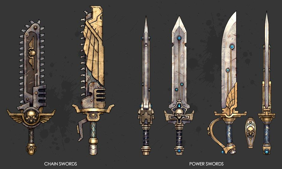 Melee Weapons