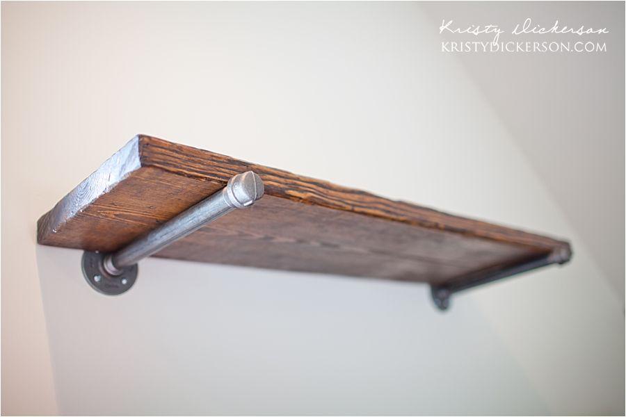 DIY: Office Shelves | Pour la maison | Pinterest ...