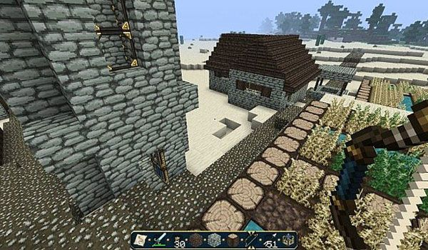 minecraft texture pack dokucraft 1.6.2