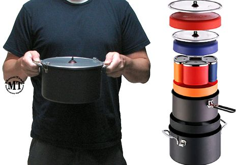 All-in-one cookware set