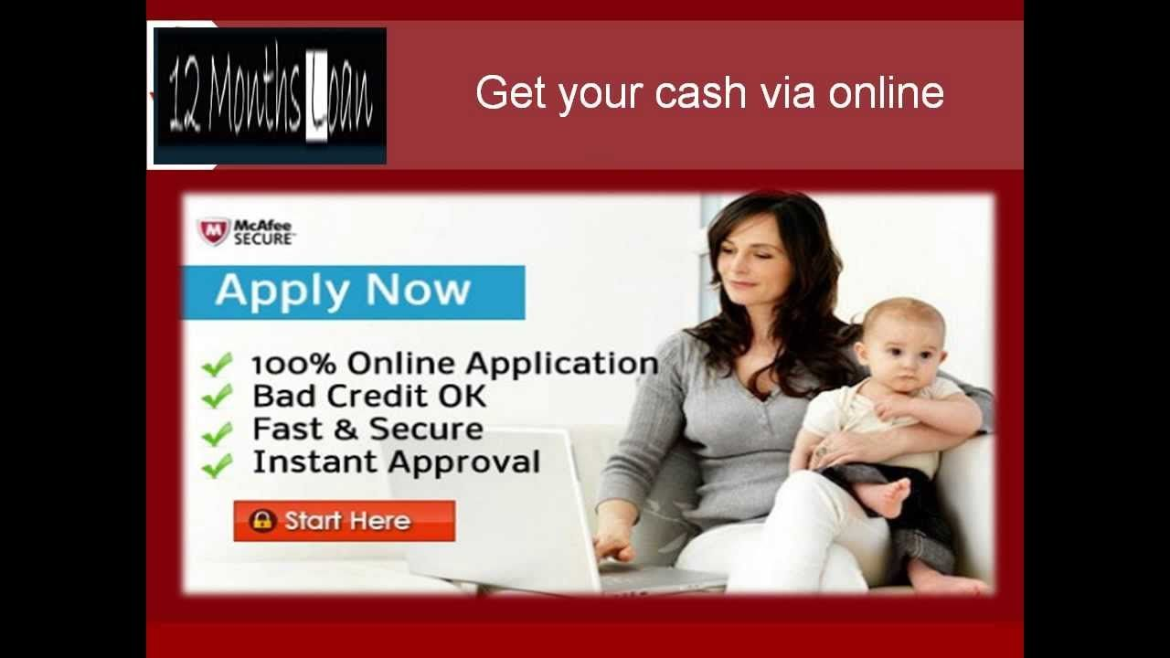 Pin By 12 Months Loan On Unsecured Loans Bad Credit Unsecured Loans How To Apply