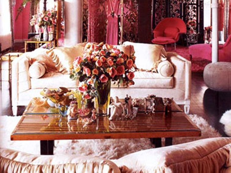 Betsey Johnson's Home Deniz Betsy Style Rhpinterest: Betsey Johnson Home Decor At Home Improvement Advice
