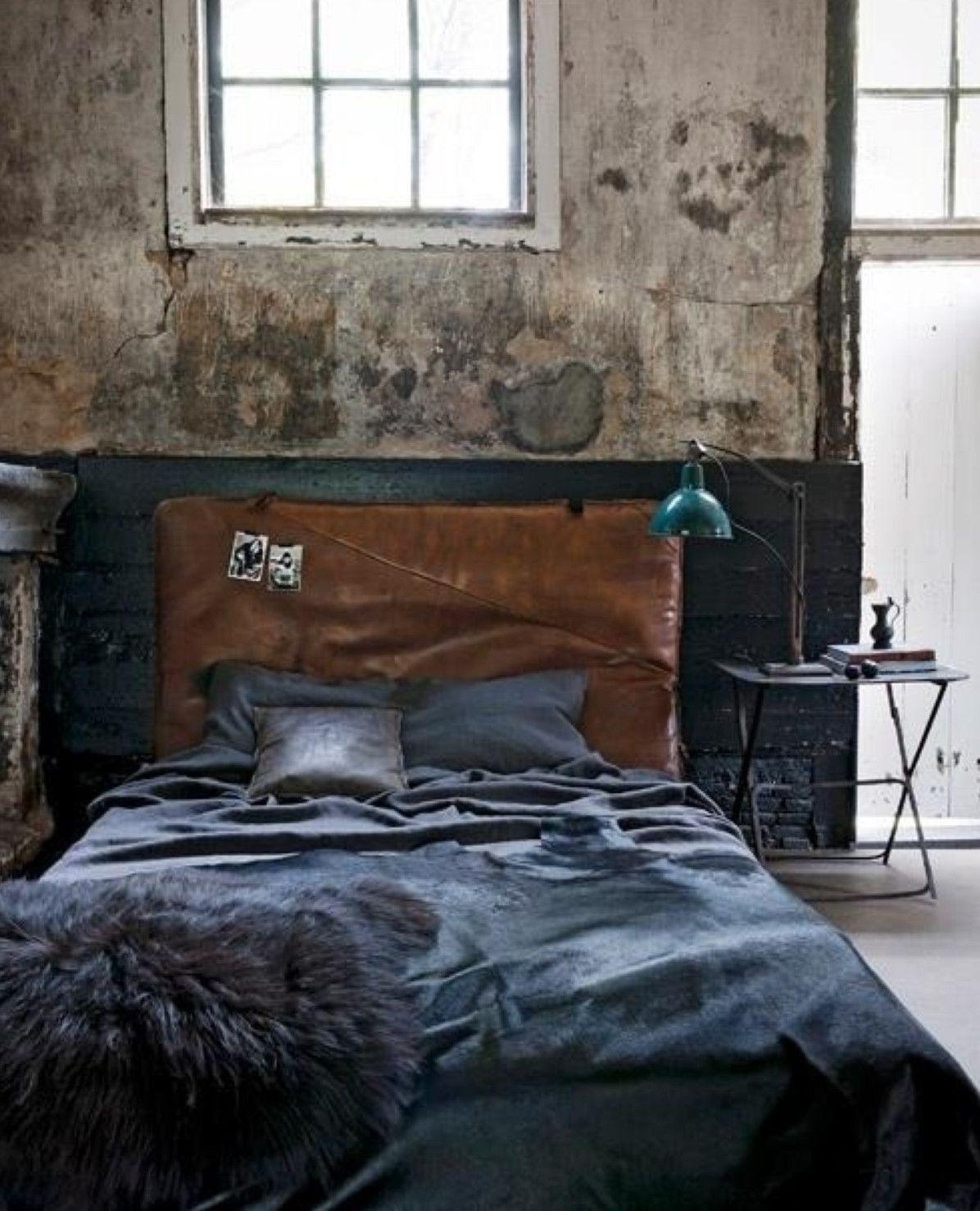 Wohnen Mit Betonoptik Modernes Design Aus München: 50 Schlafzimmer Ideen Im Boho Stil In 2019