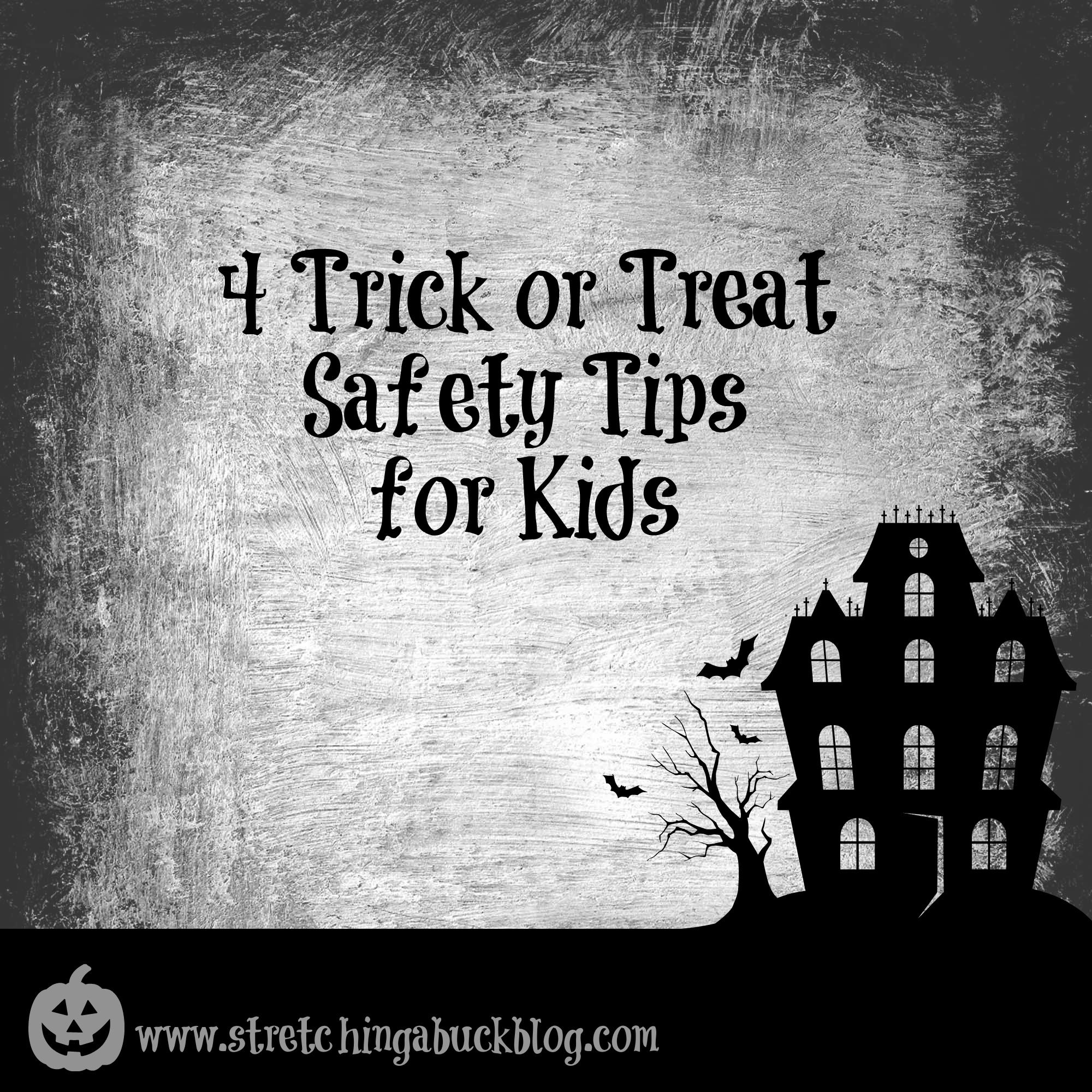 4 Trick Or Treat Safety Tips