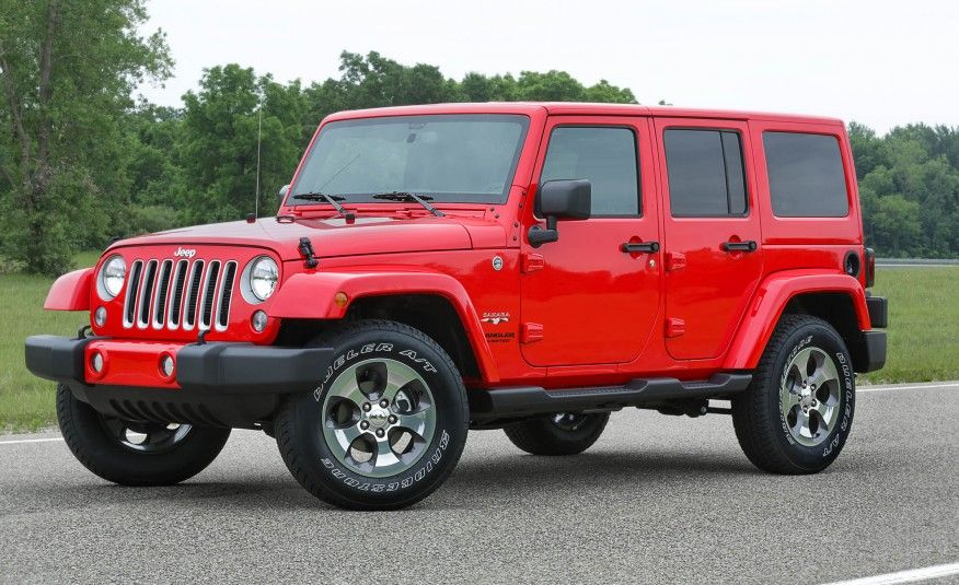 2017 Jeep Wrangler Redesign Price Specs Jeep wrangler