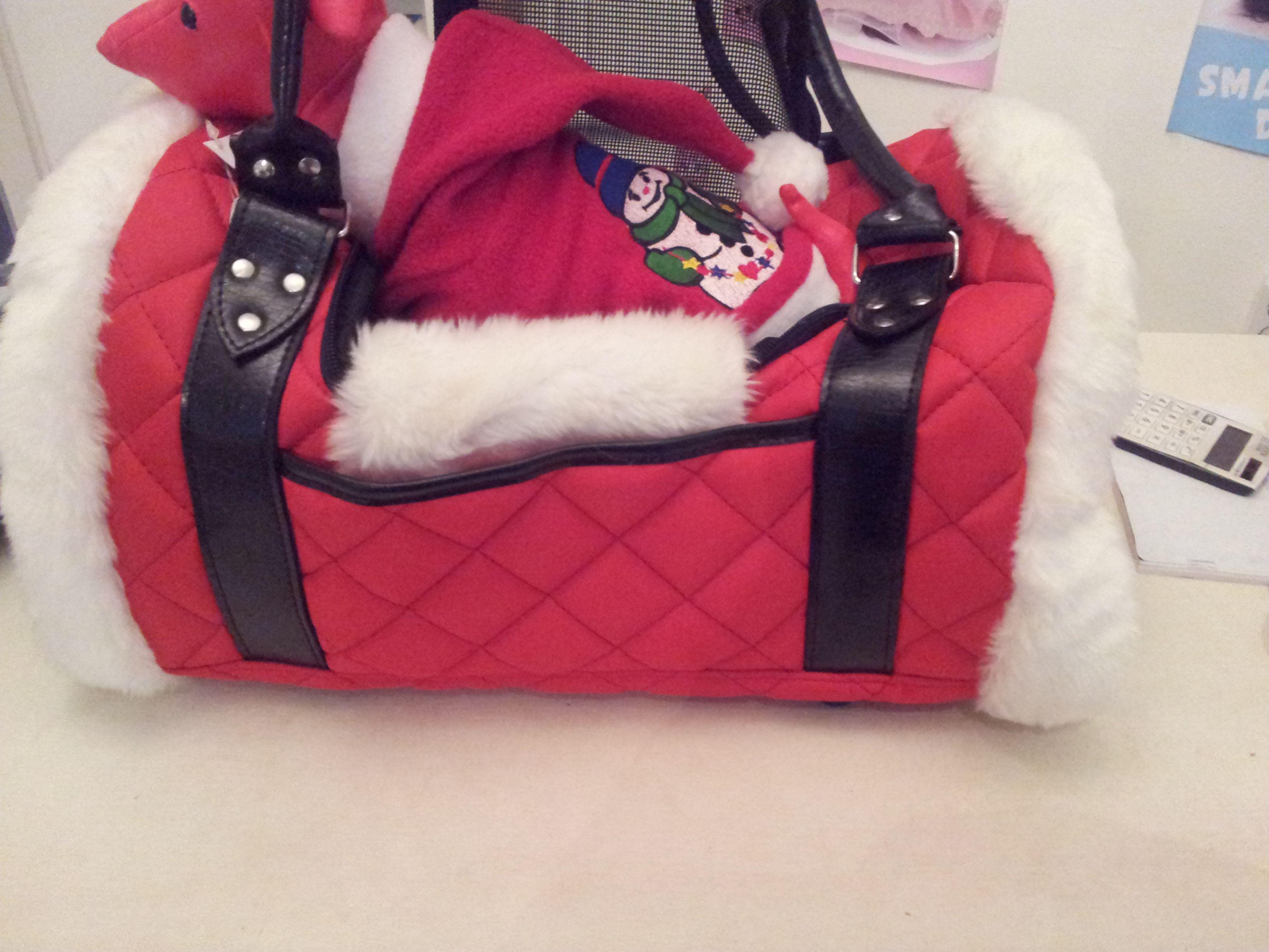Kersttas Voor Je Chihuahua