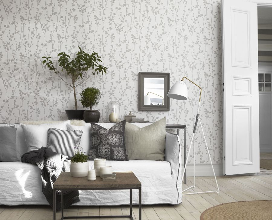 Boras Tapeter Silent Nature Wallpaper 9067 available at Browsers