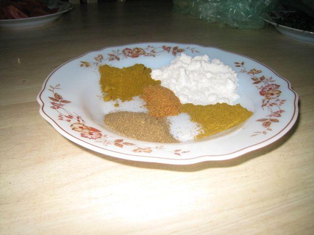 بهارات الفراخ المشوية من عطار قديم مدونة جبنا التايهة Recipes Food Blog