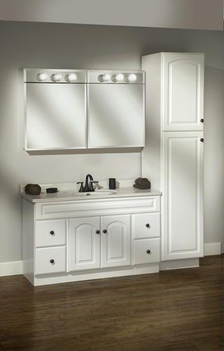 Pace St Clair Series 48 X 18 Vanity At Menards Vanity Medicine Cabinet Mirror Bathroom Vanity Cabinets 48 x 18 bathroom vanity
