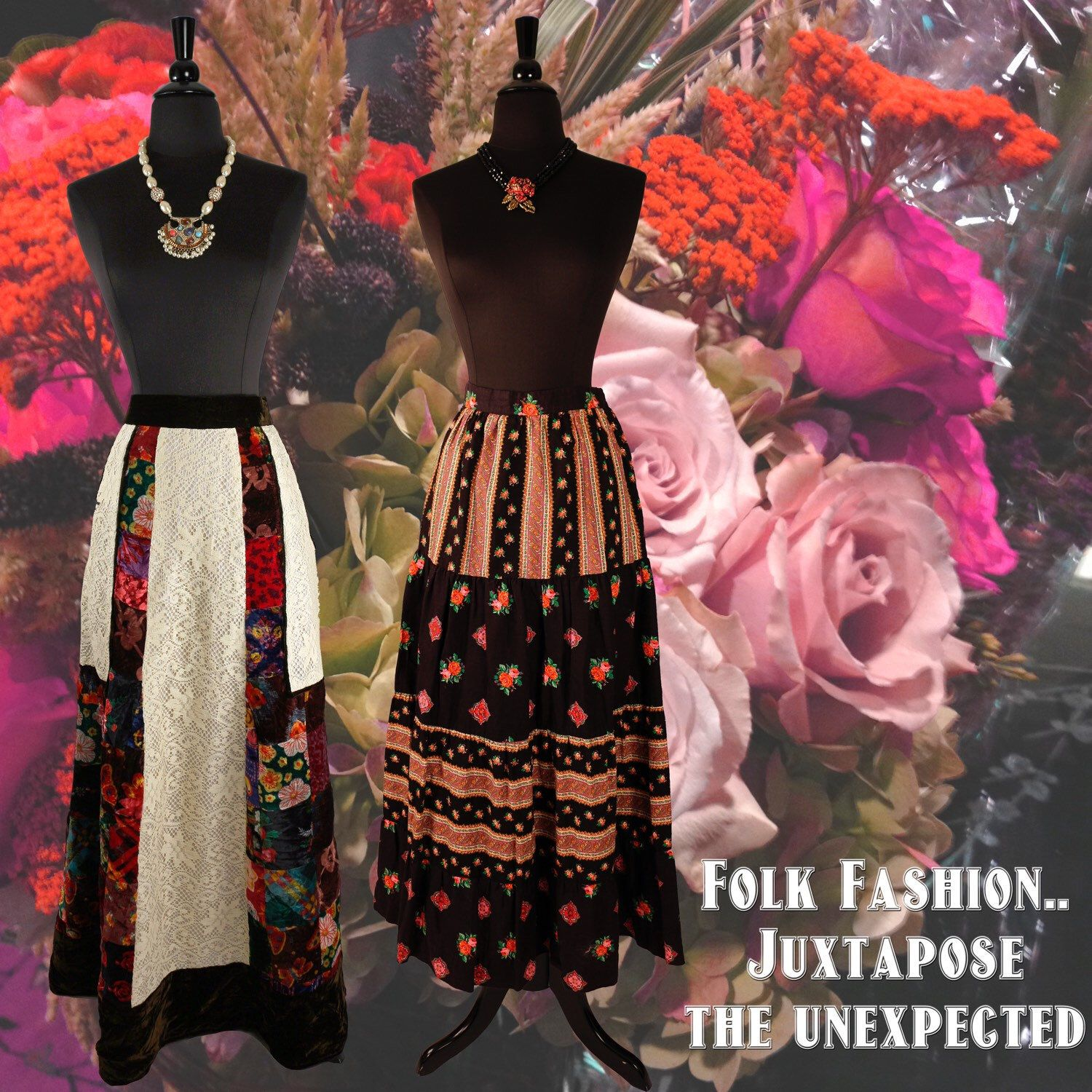 Pink dress design 2018  Folk Fashion Hot off the runways for   The Wyrd of the