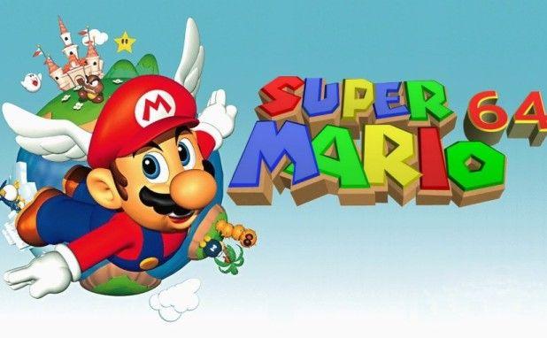 Revisiting Super Mario 64 21 Years Later Super Mario Mario Play Super Mario