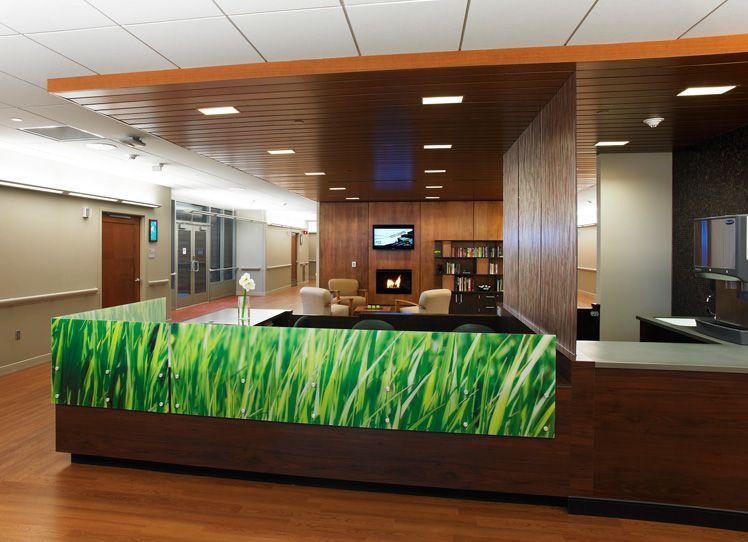 Highpointe On Michigan Skilled Nursing Facility Cannon Design Healthcare Design Design House Design